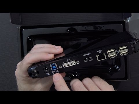 Anker USB 3.0 Docking Station Unboxing and Impressions with MacBook Pro