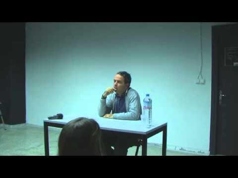 Ν. Λυγερός: Κινηματογράφος και ταυτότητα