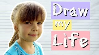 DRAW MY LIFE - Kinga Sawczuk    Kompleksiara Xx