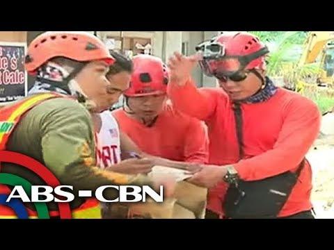 [ABS-CBN]  TV Patrol: Mga residente pinayagang makapasok sa ground zero ng landslide sa Cebu