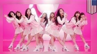 Корейскую поп-группу не пустили в США