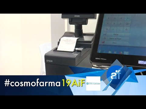 Digital solutions for the management of the SNG Farma pharmacy