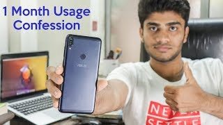 Asus Zenfone Max Pro M1 Full Review After 1 Month Usage and Comparison with Redmi Note 5 Pro