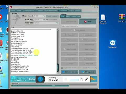 Download Unlocking An Lg Phone Using Octoplus Tool Video 3GP Mp4 FLV