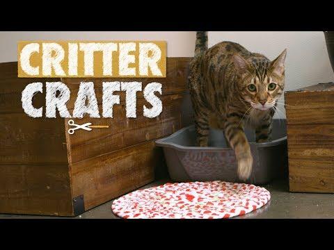 Critter Crafts: Cat Litter Mat