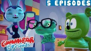 Gummy Bear Show Season 2 - FIRST 5 EPISODES - Gummibär And Friends