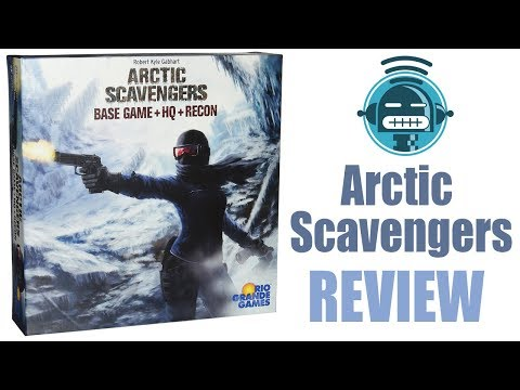Video review of Arctic Scavengers