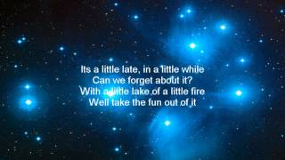 Angels & Airwaves - The Revelator (Lyrics on screen)