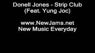 Donell Jones - Strip Club (Feat. Yung Joc)