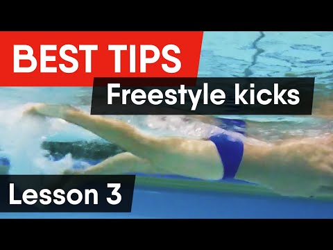 FREESTYLE KICK: BEST TIPS FOR IDEAL TECHNIQUE (2019)