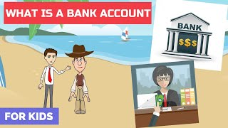 Banking 101: What is a Bank Account? Easy Peasy Finance for Kids and Beginners