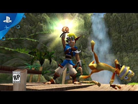 Jak and Daxter PS2 Classics - Announce Trailer | PS2 on PS4