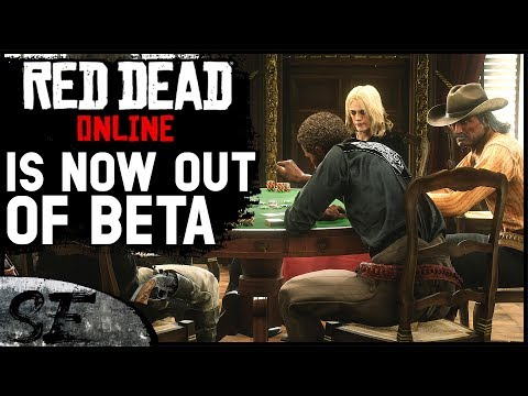 Red Dead Online out of Beta with this HUGE new update.. Here's what got added