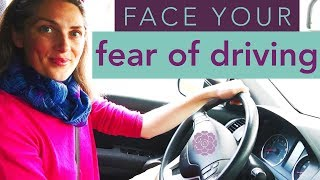 CBT for driving anxiety | Fear of driving tips