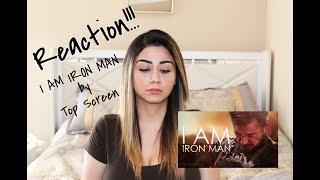 REACTION To I Am Iron Man!!!