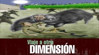 """VIAJE A OTRA DIMENSIÓN 04/08/2012 """"MONSTRUOS ANCESTRALES DEL PERÚ 2da. PARTE""""."""