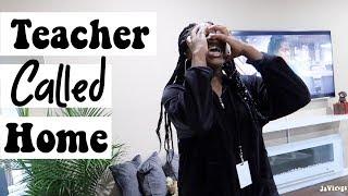 Dejah's Teacher Called Home, She Tells Her Side Of The Story | Family Vlogs