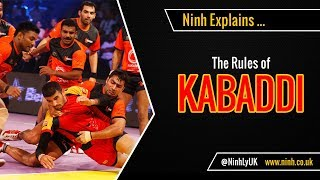 The Rules of Kabaddi - EXPLAINED!