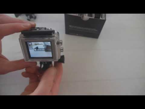 GoPro LCD Touch BacPac screen for Hero 4, Hero3 / Hero3+ accessories compatibility