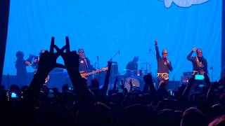 """""""Attacked by Snakes!"""" 🐍 performed by The Aquabats with The Baron von Tito (Travis Barker) 4/7/18"""