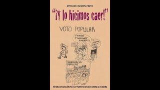 """""""Y lo hicimos caer"""", book trailer"""