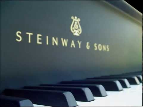 Demonstrating the versatility of the Steinway D.
