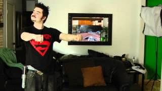 Star Wars Kinect Angry Review