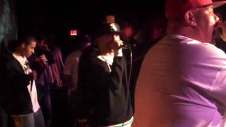 "Fat Joe & Pistol Pete present K.A.R. ""Oh Baby"" live"