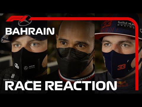ドライバーインタビュー動画 F1第1戦バーレーンGP(サクヒール)