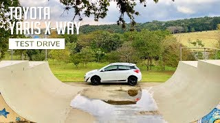 Toyota Yaris X-Way - Test Drive