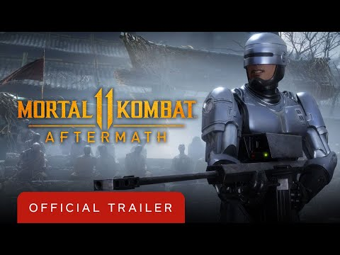 Mortal Kombat 11: Aftermath - Official Gameplay Trailer