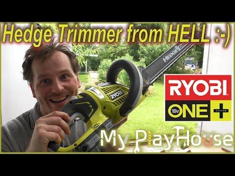 Awesome Ryobi ONE+ 18V Hedge Trimmer – OHT1855R – 380