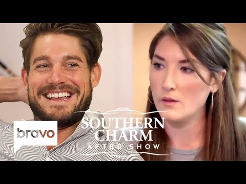 Craig Thanks A Former Trauma Nurse For Getting His Life Together | Southern Charm After Show S6 Ep15