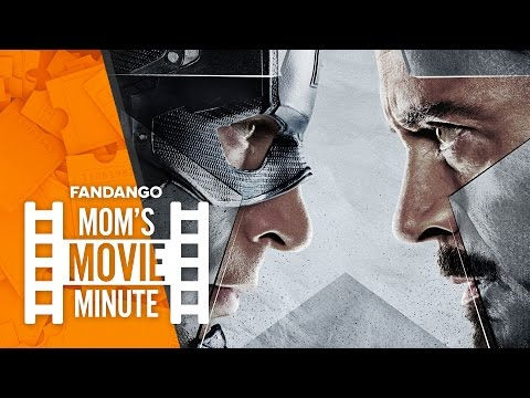 Is 'Captain America: Civil War' Right For Your Kids? – Movie Review | Mom's Movie Minute