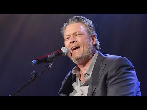 """Blake Shelton's New Song """"God's Country"""" Brings Him Back to His Roots"""