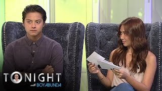 TWBA: Fast Talk with Daniel Padilla and Kathryn Bernardo