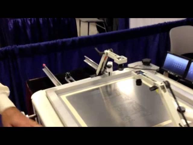 PrinTEK Benchtop Ultra-Fine Pitch Printer