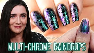 I Tried Following A Simply Nailogical Nail Art Tutorial - Video Youtube