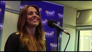 Melanie C - I Turn to You LIVE (Real Radio Band in the Boardroom)