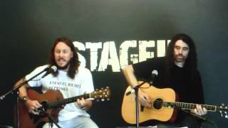 Стив Карлсон, Steve Carlson live from Stageit Studios with Jason Southard in HD (part 1/3)