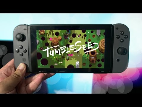 TumbleSeed Review video thumbnail