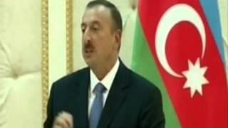 Ильхам Алиев о Карабахе и армян