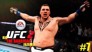EA SPORTS UFC 2 | #7 | O OCTÓGONO VAI ABAIXO