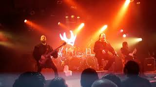 "ARCTURUS - ""Du Nordavind"" - 25/02/2018 - Roxy Live"