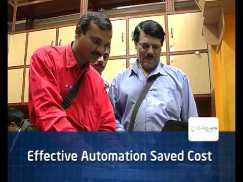 Intel + C-Square: Salesforce Automation in Pharma Distribution
