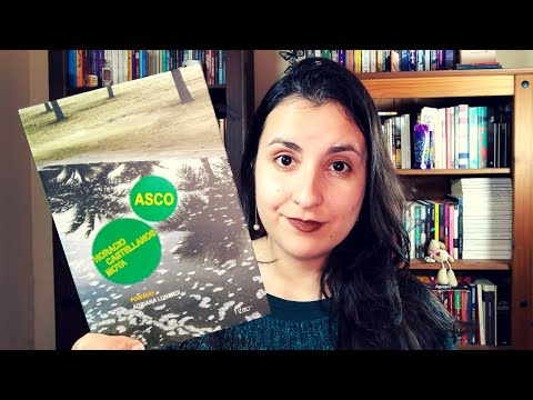 CLUBE LEIA LATINOS APRESENTA #2: Asco (Horacio Castellanos Moya) 🇸🇻  | Jéssica Mattos
