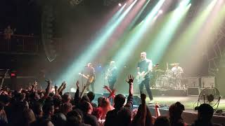 Telling Lies, The Menzingers, House Of Blues Boston, 112518