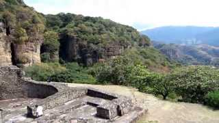 Travel in Mexico: Ruins of Malinalco