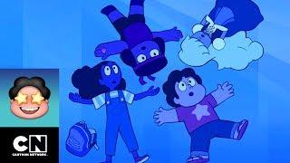 Aquí viene un pensamiento (Letras) | Steven Universe | Cartoon Network