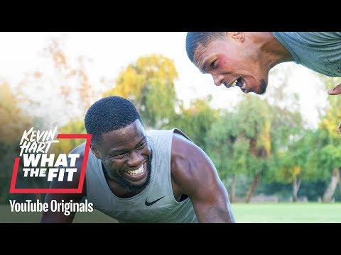 Beach Bod | Kevin Hart: What The Fit | Laugh Out Loud Network